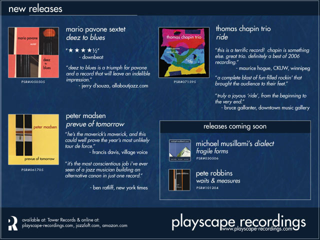 Playscape Recordings